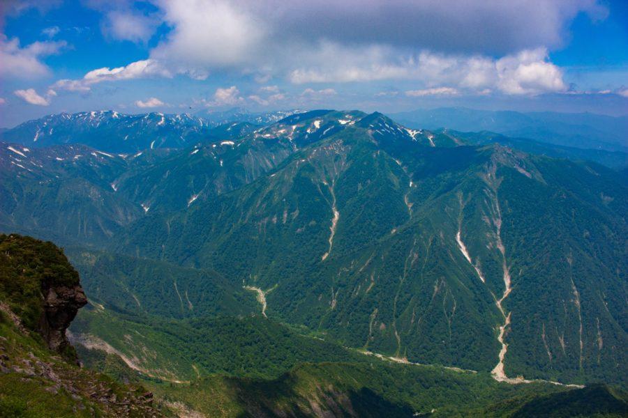 山頂からの眺めその3