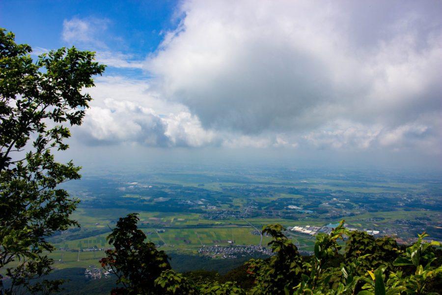山頂からの眺めその2